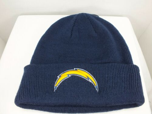Los Angeles Charge NFL Cuffed Knit Stocking Winter Beanie Hat Cap New 47 Brand
