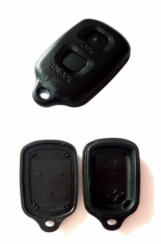 Autoschlüssel Gehäuse 2 Tasten Fernbedienung passend für Toyota Auris Avensis