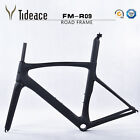 T800 PF30 700C Carbon Fiber Road Cycling Bike Frame OEM Bicycle Frameset UD matt