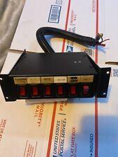 Federal Signal Controller Pn Sw300 012