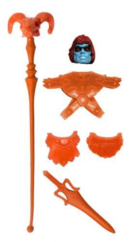 Pré-commande Masters of the Universe Classics Custom Leo Orange Kit de conversion Faker squelettor Pièces