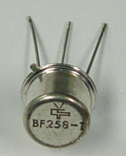BF258 Silicon NPN High Voltage Transistor
