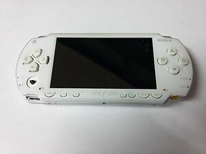 Sony-PSP-BLANCA-CARGADOR-JUEGO