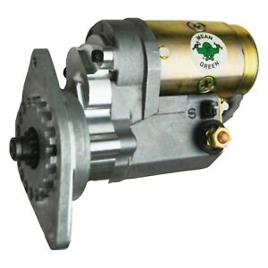 For Jeep Wrangler 1988-2006 Mean Green Gear Reduction Starter
