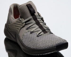 brand new 9d778 92ab4 Image is loading Nike-Free-Trainer-V8-Men-New-Stucco-Newsprint-