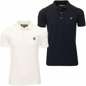 Lyle-amp-Scott-Garcons-Classique-Polo-T-Shirt