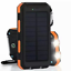 thumbnail 16 - 2021 Super 900000mAh 2 USB Portable fast Charger Solar Power Bank for Cell Phone