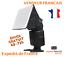 BOITE-A-LUMIERE-DIFFUSEUR-DE-FLASH-COBRA-CANON-PENTAX-NIKON miniature 1