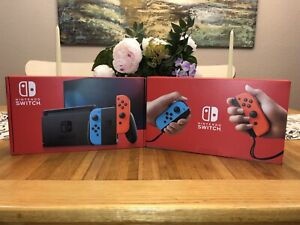 Ships-Today-7-6-Nintendo-Switch-Console-32gb-w-Neon-Red-and-Neon-Blue-Joy