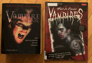 The Encyclopedia of the Undead The Vampire Book