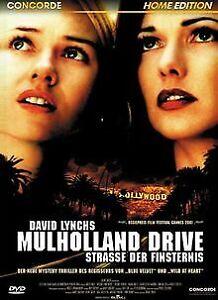 Mulholland Drive – Straße Der Finsternis