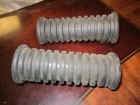 2 Yamaha Vintage Motorcycle Step Covers