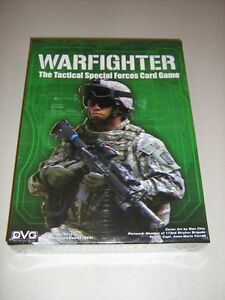 Warfighter-The-Tactical-Special-Forces-Card-Game-2nd-Edition-New