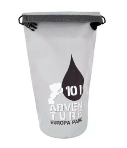 dry bag,10L Trockensack park,EP Europa-Park ed euromaus wasserdichte Tasche