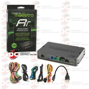 Details about iDATALINK MAESTRO RR ADS-MRR UNIVERSAL CAR RADIO REPLACEMENT on