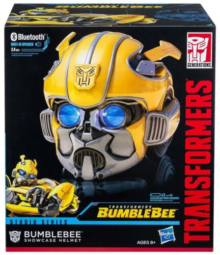 Transformers Generations Studio Series Bumblebee vitrine Casque