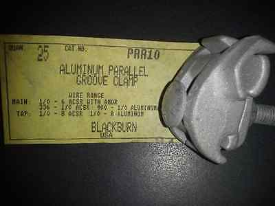 Quantity 1 Blackburn PAA10 Parallel Clamps Main 1//0-6AL Tap 1//0 8 AL