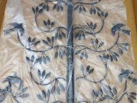 Pottery Barn Metal Bird Wall Art Decals In Box