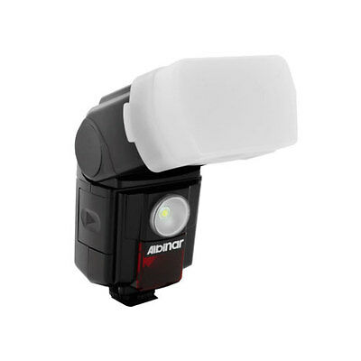 Albinar Dedicated TTL Flash + LED Light for Canon EOS Rebel T2i T6i 550D 450D 7D