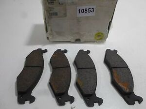 Set Pills Front Brake Pads Front Disk Brake Pad JEEP Cherokee 1988
