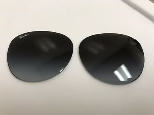 f3d6f7b8050 Image is loading Ray-Ban-RB4171-Erika-Gray-Gradient-54-Replacement-