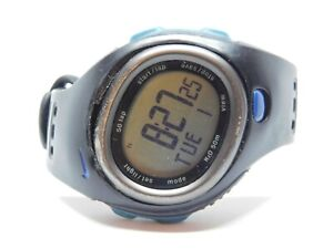 Juramento metano Discriminación  Nike triax c8 SM0017 Quartz Digital Men's Watch For Repairs | eBay