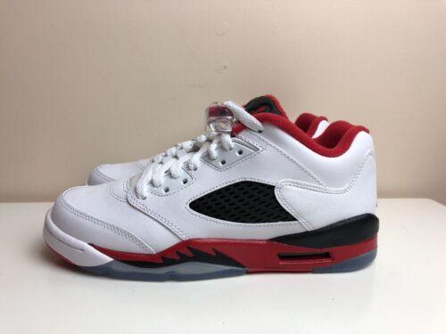 release date: 900de 5586a Low Zapatos 6 314338 Uk Gs Retro Eur Nike Air Jordan Rojo 40 Blanco 5 101  Yxwq4yIZU