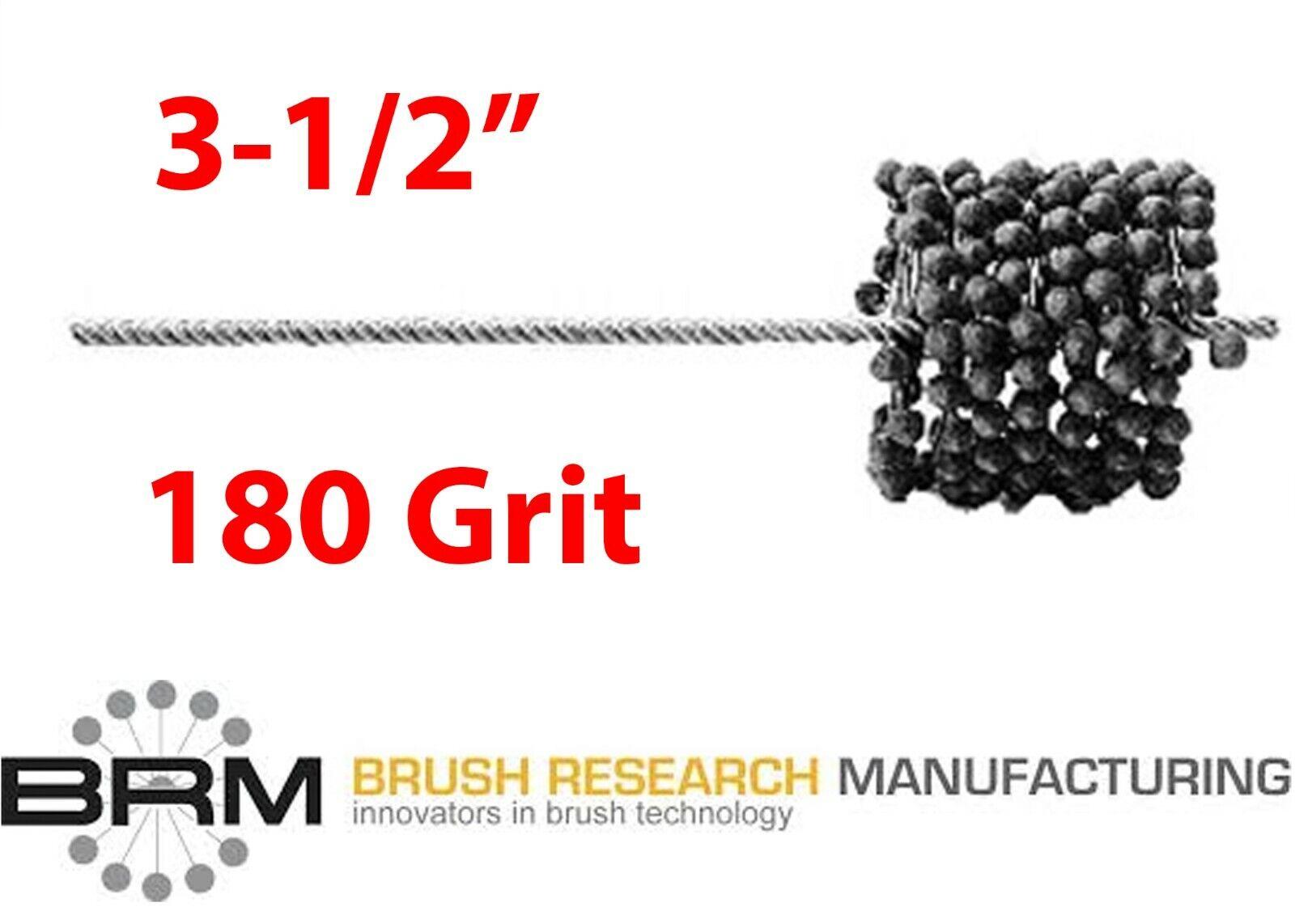 "Metal Polishing grinding hone One 1.70/""/"" Flexible Abrasive Ball Hone 180 grit"
