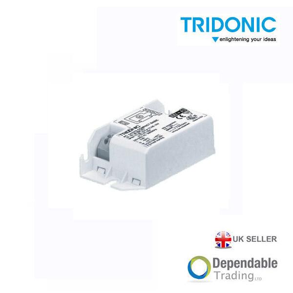Tridonic PC 1x4-13 HF Basic Square Ballast - Runs 1x4-13W T5 Fluorescent Tube