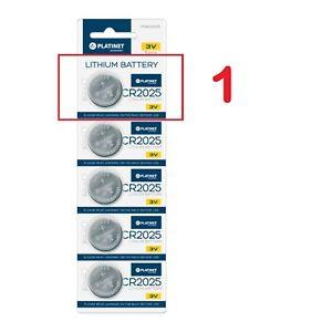 1x-Pila-Boton-Platinet-CR2025-Bateria-Litio-3V