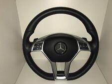 Mercedes Benz C SLK SL SLS E CLS CLA GLA GLK ML GL G steering wheel & airbag AMG