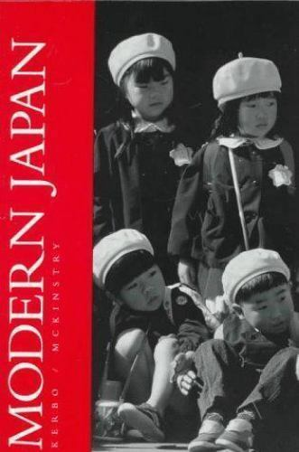 Modern Japan: A Volume in the Comparative Societies Series, McKinstry, John,Kerb