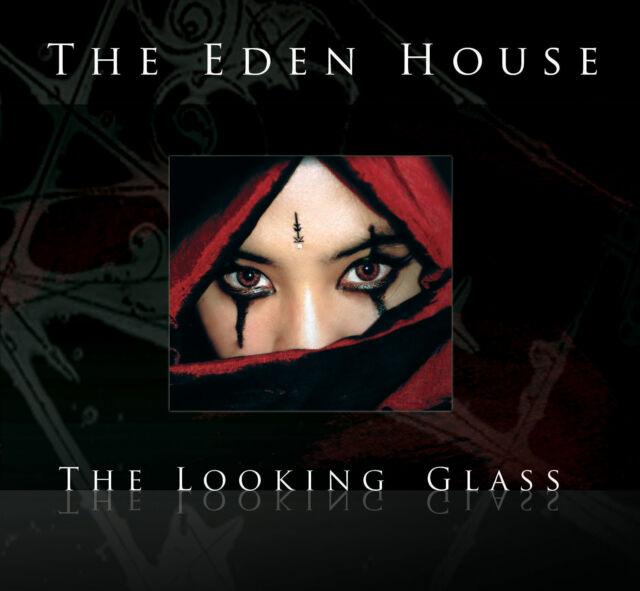 EDEN HOUSE Looking Glass DVD+CD Fields of the Nephilim Julianne Regan Pink Floyd