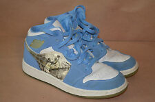 quality design 4fb9b 25a37 item 7 Nike Air Jordan I 1 Retro Alpha White University Blue 2007 316270-142  Size 4.5 Y -Nike Air Jordan I 1 Retro Alpha White University Blue 2007 ...