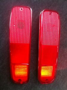 FORD-F100-TAIL-LIGHT-PAIR-L-R-FOR-74-80-WITH-AMBER-INDICATOR-SOLD-AS-A-PAIR