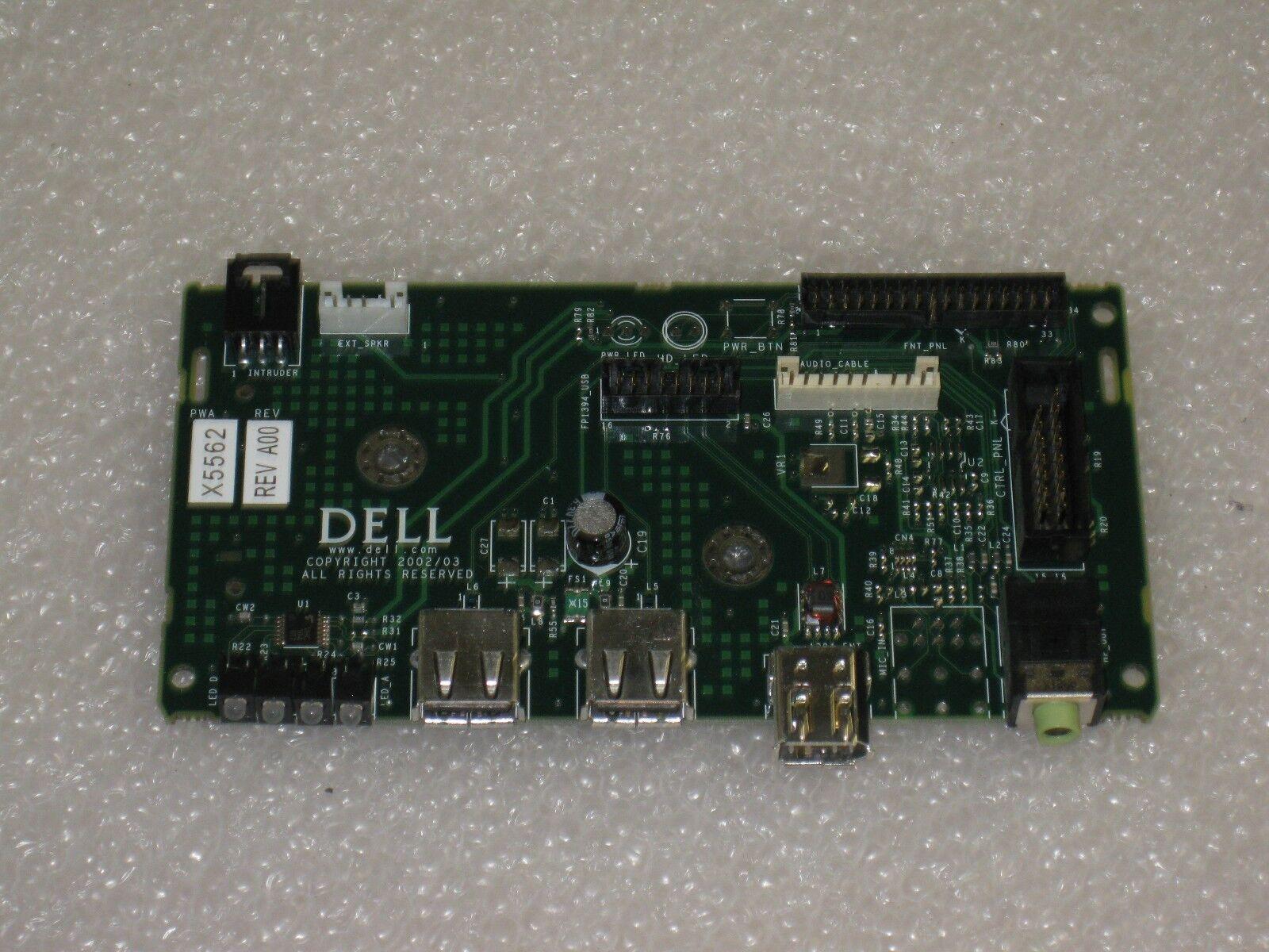 NEW Dell PowerEdge 1800 Front I//O Control Panel Button Board  K3214