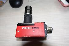 Microscan Vision Hawk C-Mount SXGA 1.2MP Camera AutoVISION Sensor W/ 40mm Lens