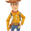"""thumbnail 2 - New Disney Pixar Toy Story 4 Talking Woody 16""""  Action Figure from Disney Store"""