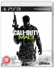 PS3 - Call of Duty Modern Warfare 3 (COD) **New & Sealed** Official UK Stock.