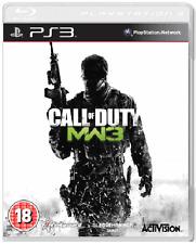 PS3 - Call of Duty Modern Warfare 3 * * nuovo & sigillato * * Stock ufficiale nel Regno Unito