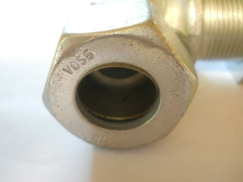 Voss ángulo-Schott-Unión roscada semilla 18-pl