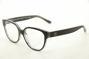 3772357e7c1e New Authentic Balenciaga BAL 0118 XQC Black Grey 49mm Italy Frames ...