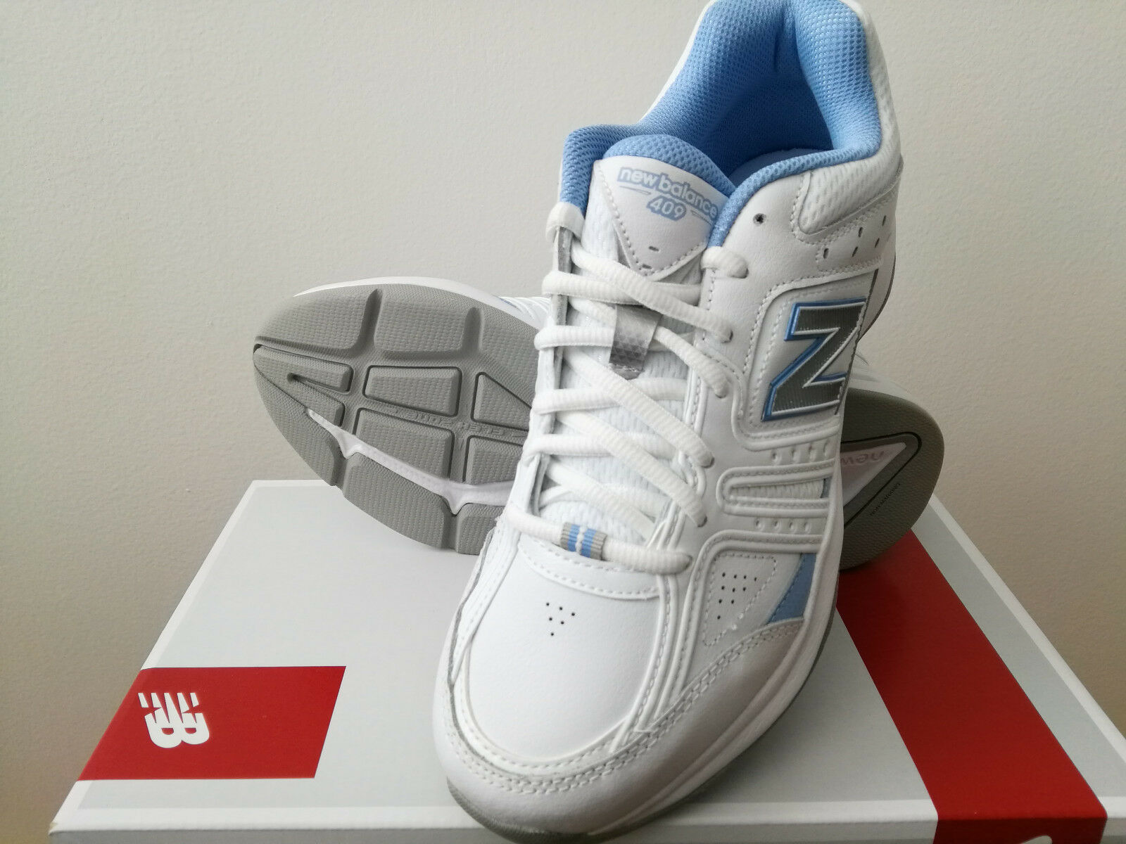 New! Womens New Balance 409 v2 Cushioning Cross Trainer Sneakers Shoes