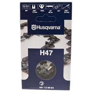 Husqvarna-591129984-24-034-Chainsaw-Chain-H47-Full-Chisel-3-8-034-Pitch-050-Gauge