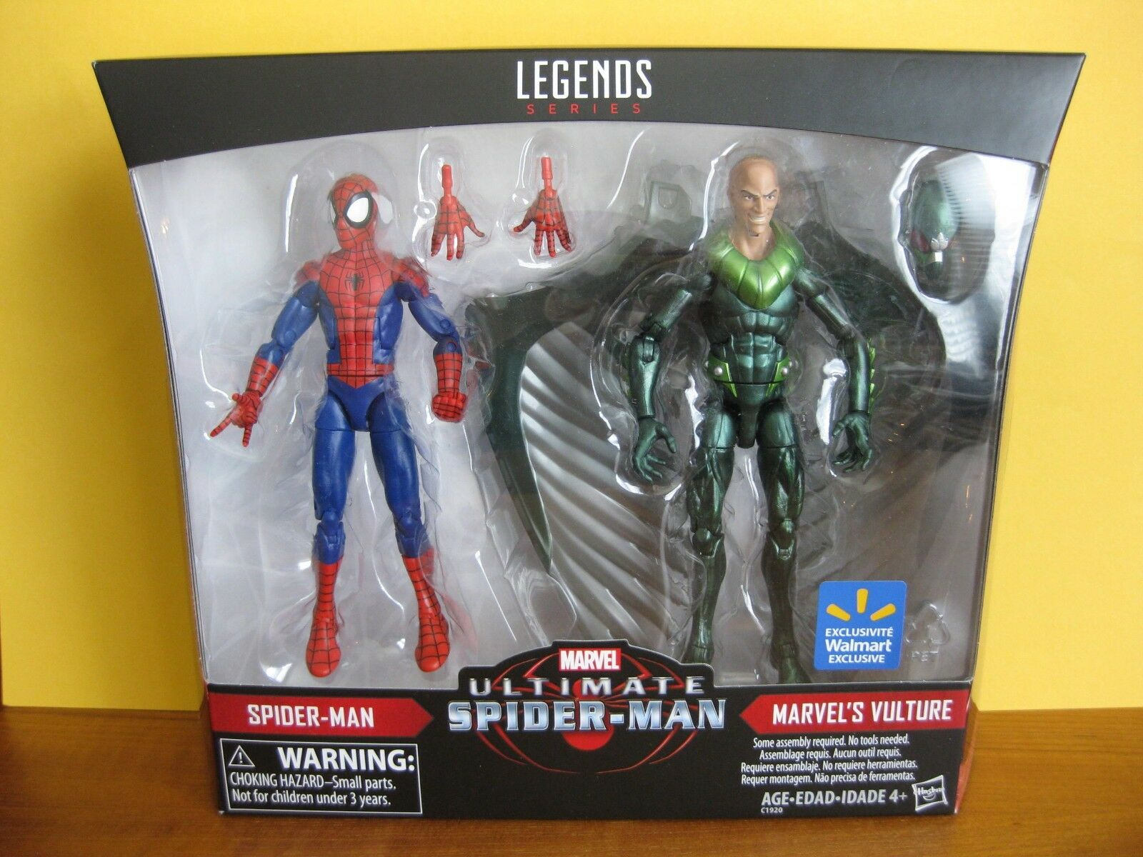 2016 Marvel Legends Walmart Exclusive 6