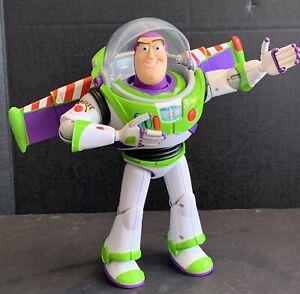 Disney-Pixar-Toy-Story-English-Spanish-Talking-Buzz-Lightyear-12-034-Action-Figure
