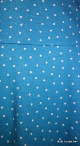 King Louie Rock Punkten blau Circle boarderskirt little dots deep sky 5147221
