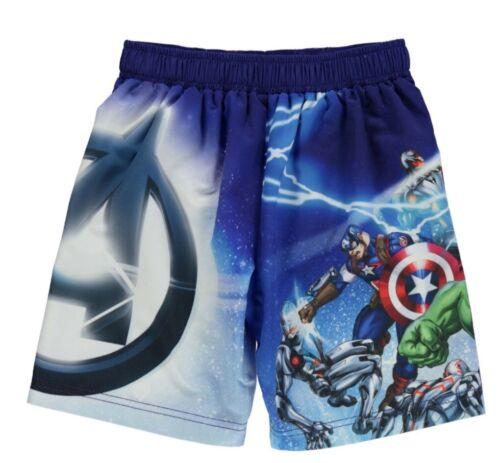 BOARD SHORTS BOYS KIDS CHILDREN MARVEL DC SWIMMING TRUNKS DISNEY SWIMWEAR PANTS