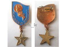 DDR FDJ Pioniere Medaille Felix Dzierzynski Stasi KGB East german medal / badge