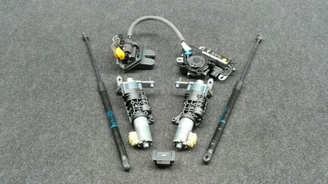 Audi Q7 4M Drive Unit Motor Electric Tailgate 4M0827851 A 4M0827852 A